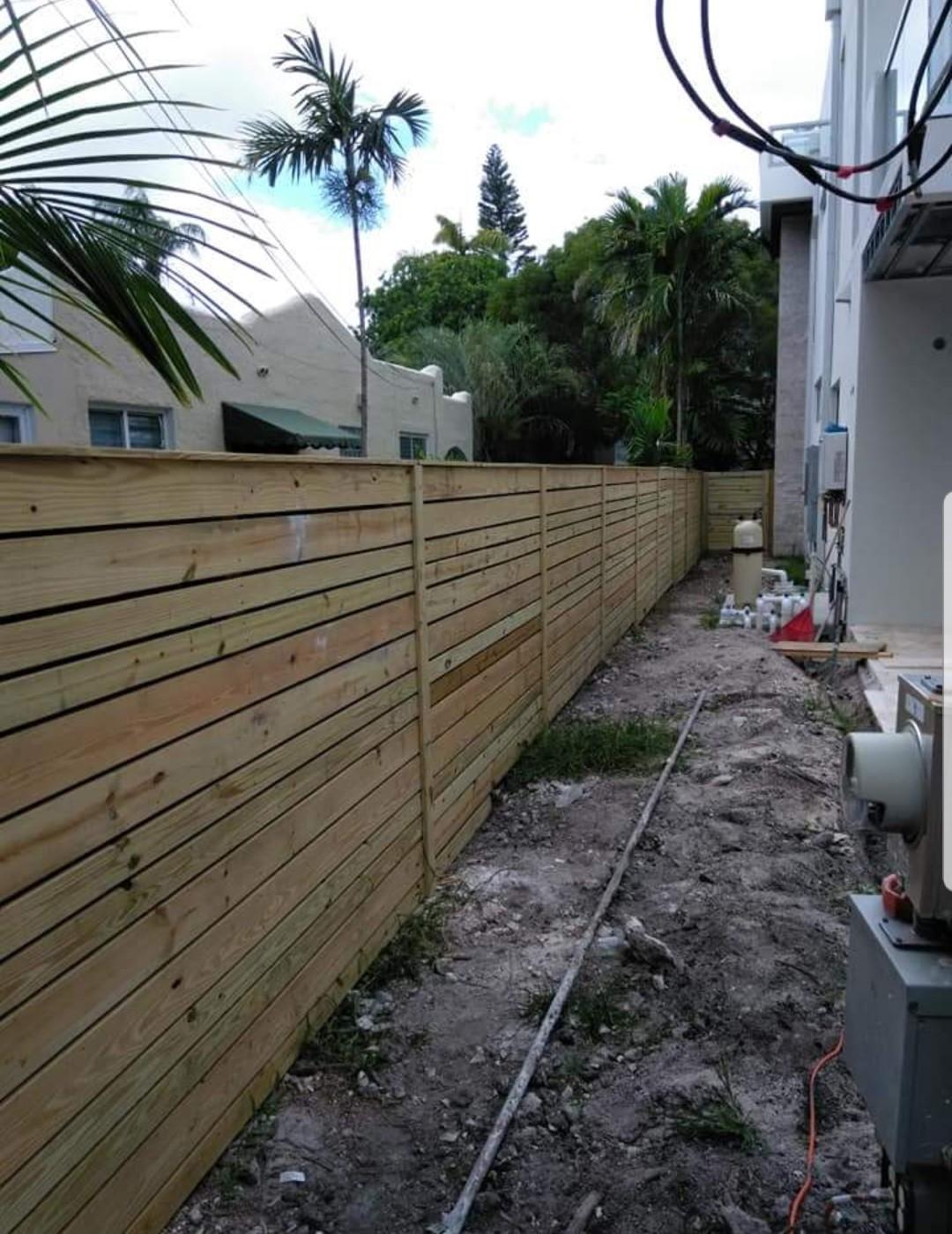 fence installation in Encinitas California
