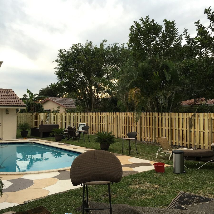 carlsbad pool fence installation