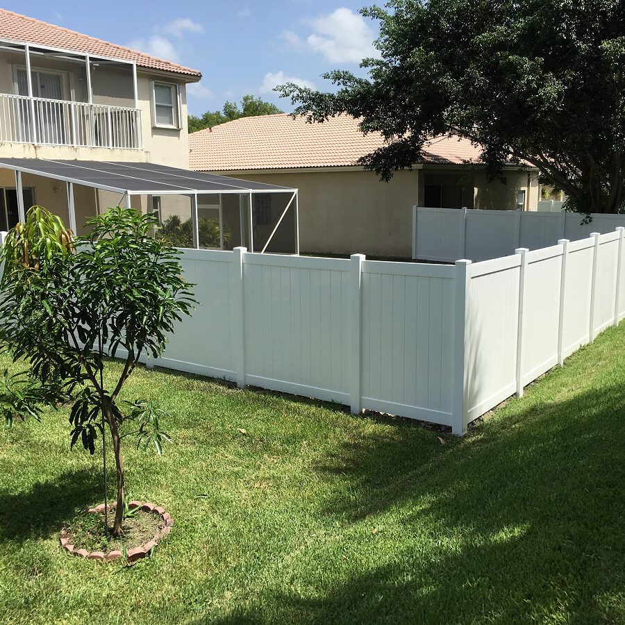 best pvc fence company san diego california